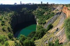Big Hole, Kimberley Stock Image