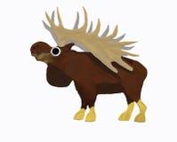 Big horns Stock Image