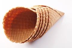 Big icecream cones Royalty Free Stock Images