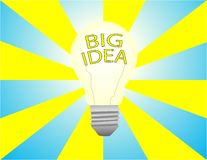 Big Idea 2 Royalty Free Stock Photo