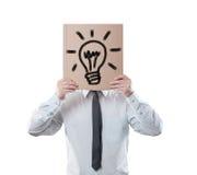 Big idea concept Royalty Free Stock Photos
