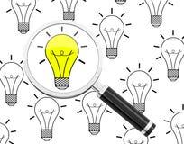 The big idea Stock Photography
