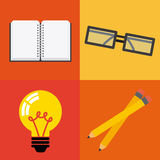 Big idea design Stock Images