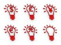 big idea profit Стоковые Фото