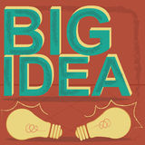 Big idea Stock Photography