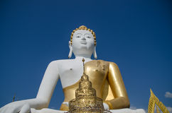 Big image of buddha. Chiangmai,Thailand Stock Photography
