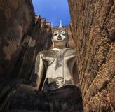 The big image of Buddha Royalty Free Stock Images
