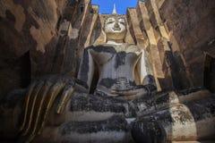 The big image of Buddha Stock Image