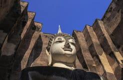 The big image of Buddha Royalty Free Stock Photos