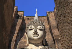 The big image of Buddha Royalty Free Stock Photography