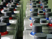 Big industrial battery 1 Stock Photography