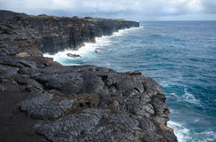 Big Island, Hawaii Volcanoes National Park. Stock Photo