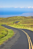 Big Island Saddleback Road. Saddleback Road on The Big Island, Hawaii royalty free stock image