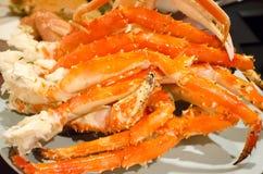 Big Japanese giant crab Royalty Free Stock Image