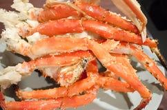 Big Japanese giant crab royalty free stock photos