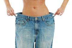 Big jeans Stock Photos