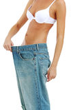 Big jeans Stock Photos