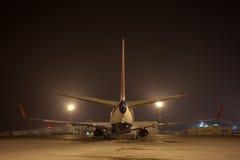 Big jet Royalty Free Stock Photos