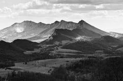 Big Karst mountain Stock Photos