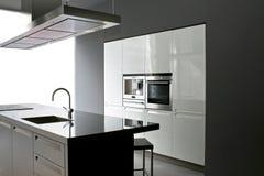 Big kitchen royalty free stock photo