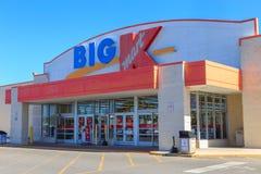 Big KMart Storefront Stock Photography