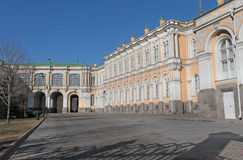 Big Kremlin Palace, Moscow Stock Photo