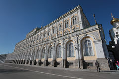Big Kremlin Palace, Moscow Stock Photography