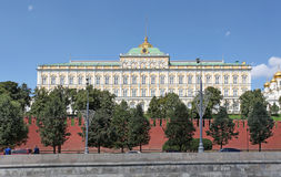Big Kremlin Palace. Moscow Stock Images
