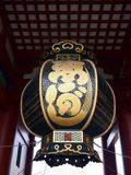 Big Lantern of Senso-ji Temple in Japan Stock Photo