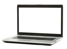 Big Laptop Royalty Free Stock Photography