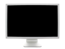 Big LCD Monitor Stock Photos