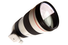 Big lens modern for camera Royalty Free Stock Photography