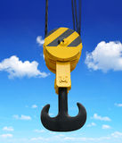 The big lifting hook Royalty Free Stock Image