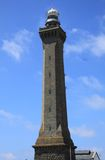 Big lighthouse in Brittany Royalty Free Stock Photo