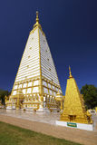 Big and little pagoda Royalty Free Stock Photos