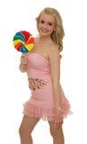 Big lollipop Royalty Free Stock Photos