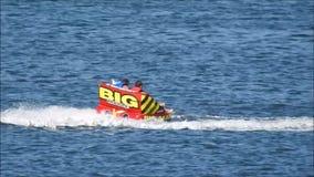 Big mable sportsstuff inflatable towable tow water fun speedboat holiday skiing