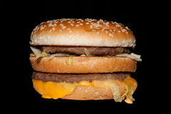 Big mac Stock Photography