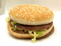 Big mac Stock Images