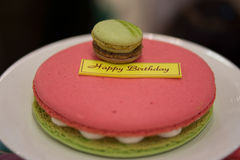 Big Macaroon Stock Images