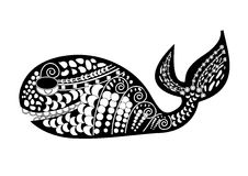 Big magic fish Stock Images