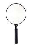 Big magnifier Stock Photo