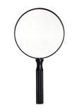 Big magnifier Stock Photo