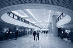 Big mall in hongkong Royalty Free Stock Photos