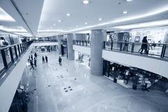 Big mall in hongkong Stock Photography