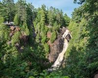 Big Manitou Falls Royalty Free Stock Image