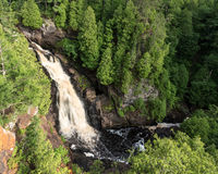 Big Manitou Falls Royalty Free Stock Photography