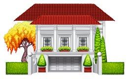 A big mansion Stock Image
