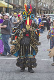 Big Mardi Gras Parade Bird Royalty Free Stock Photos