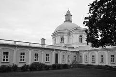 Big Menshikovsky palace in Oranienbaum. Stock Photography